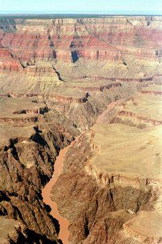 Grand Canyon Colorado River (col riv) by Grand Canyon NPS, via Flickr