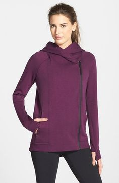 Nike Tech Fleece Cape Jacket available at #Nordstrom