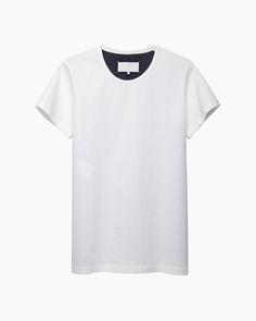 Défilé T-shirt - White Maison Martin Margiela Clearance Newest Cheap With Credit Card HgUrt48A
