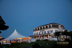 Atlantic Inn Block Island Wedding