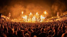 THROWBACK | Electric Love - Music Festival Electric Love Festival, Love Music Festival, Festival Looks, Festivals, Stage Design, Electronic Music, Edm, Party, Pictures