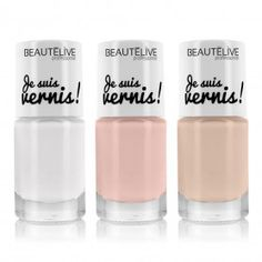 Ongles - Vernis à ongles, Vernis semi-permanent, French manucure - Gouiran Beauté Particulier Milk Shakes, Vernis Semi Permanent, Gradient Nails, Nutribullet, Forever Young, Tweed, Campaign, Collection, French Nails