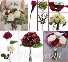 #burgundy wedding #burgundy cream wedding #afloral http://blog.afloral.com/daily-scoop/burgundy-cream-wedding-flowers-renas-inspiration-board/#.UfcZyY32aSo