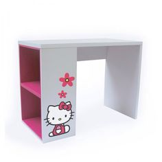 Krabi Desk with Character (Available in many characters) 110 x 50 x 75 Colors: Blue, Pink Price: Rp. 450.000 Call: 08128685993  FREE Delivery JaDeTaBek