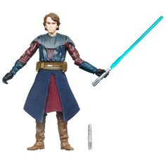 Star Wars: The Vintage Collection Action Figure VC92 Anakin Skywalker (Clone Wars) 3.75 Inch Star Wars http://www.amazon.com/dp/B006CD2G6A/ref=cm_sw_r_pi_dp_Nrx7tb0VMEMC2