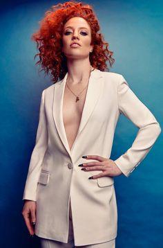 Jess Glynne, Singer, Actresses, Blazer, Model, Jackets, Magazine, Fish, Fashion