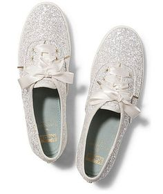 Keds x Kate Spade New York Champion Glitter | Put a major dent in your holiday shopping, without emptying your bank account. Here, fun items for everyone on your list—plus a look at the deals and coupon codes that can help you score these products for less.