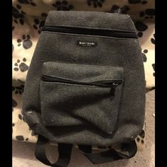 Flannel fashion backpack New flannel,fashion backpack never used None Bags Backpacks