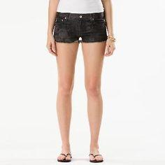 Product: Stationed Denim Shorts
