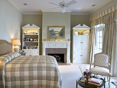 Georgian - traditional - bedroom - charleston - Christopher A Rose AIA, ASID