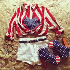 july 4th outfit pinterest