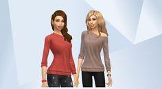 Confira esta família/grupo na Galeria do The Sims 4! - #sister #friends #nice #poland #polska #jungadult #girls #twinz #woman