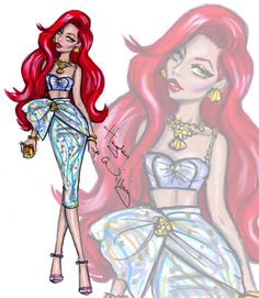 Divas fashionistas da Disney | Just Lia