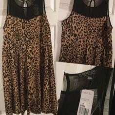 For Sale: Jr Plus Size Skater Dress for $12