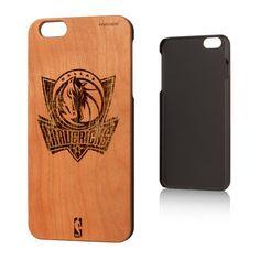 Dallas Mavericks Cherry Wood iPhone 6/6S Plus Case