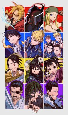Manga Art, Manga Anime, Anime Art, Disney Marvel, Fanarts Anime, Anime Characters, Deku Vs Todoroki, Fullmetal Brotherhood, Fullmetal Alchemist Brotherhood Characters