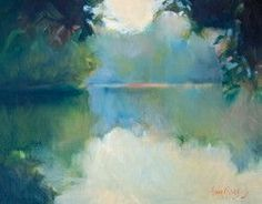 landscape paintings - paintings by erin fitzhugh gregory. I love how this one is clearly a landscape, but almost abstract Landscape Art, Landscape Paintings, Abstract Landscape Painting, Picasso Paintings, Portrait Paintings, Art Paintings, Art Plastique, Love Art, Painting Inspiration