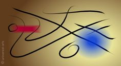 MARIO STRACK - The Stroke 5 limitiert Grafik Original signiert Bilder Druck art