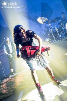 Konzertbericht: Schandmaul – Unendlich Tour, Rastatt Badner Halle - Tribe Online