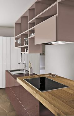 from Lago Goal Kitchen Dinning Room, Dining Room Design, Interior Design Kitchen, Kitchen Decor, Kitchen Ideas, Kitchen Designs, Modern Kitchen Cabinets, Kitchen Furniture, Wildwood Kitchen
