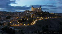 Alcazar Nigth, Toledo by ©Jaime GP jaimegpphotography.blogspot.com