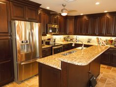 Traditional Kitchen Renovation - Naples Park - Melinda Gunther Naples Realtor