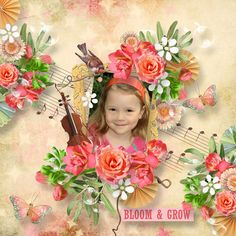 Sounds of Spring by WendyP Designs and Designs by Brigit