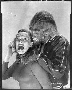 """I Was A Teenage Werewolf"" 1957"