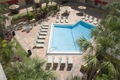 Lexington Hotel and Conference Center - Jacksonville / Riverwalk Jacksonville (Florida) Located in Central Jacksonville, this waterfront hotel overlooks the St. Johns River. Lexington Hotel and Conference Center features an outdoor pool with a sundeck and the on-site Currents Lounge.