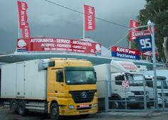 TruckService - Εξειδικευμένο Συνεργείο Mercedes!!! www.truckservice.gr KOUSgroup - Εξυπηρέτηση που δεν χωράει ο νους!!! www.kousgroup.gr Τώρα και στα Mitsubishi!!! Εμπιστευθείτε τους ειδικούς, KOUSgroup!!! Ιερά Οδός 95 - Αθήνα - Τηλέφωνο: 210 34 63 314 Spare Parts, Trucks, Vehicles, Track, Truck, Vehicle, Cars, Tools