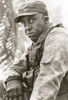 Bill Duke as 'Mac' in Predator (1987)