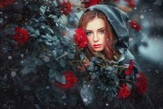 Beautiful Fairy Tale-Inspired Portraits by Olga Boyko #inspiration #photography