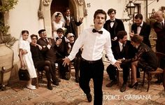 2012 Dolce and Gabbana advert