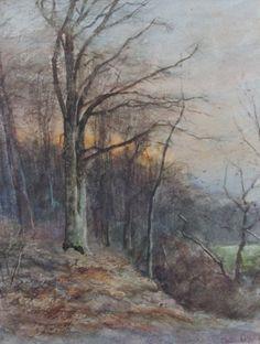 Louis Apol, 1850 - 1936 Holland nr. 1807, Kunstschilder, Expositie, Galerie Wijdemeren Breukeleveen