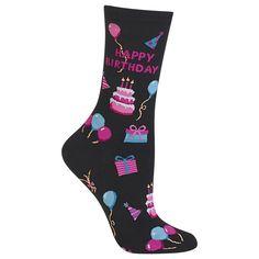 da892724b88 Birthday Celebration Socks (Women s)