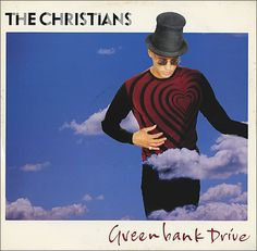 "For Sale - The Christians Greenbank Drive UK  12"" vinyl single (12 inch record / Maxi-single) - See this and 250,000 other rare & vintage vinyl records, singles, LPs & CDs at http://eil.com"