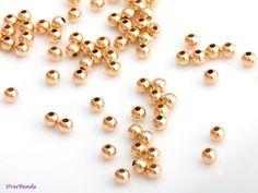 14k Rose  gold filled 4.5mm Magnetic    Roundel Shape Magnetic Clasps