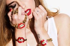 Mode: Caia Jewels by Chiara Ferragni 2015 Fashion Trends, Fashion News, Fashion Beauty, Fashion Accessories, Fashion Jewelry, The Blonde Salad, Italian Fashion Designers, Fashion Leaders, Curtido