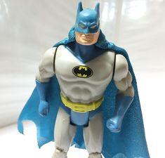 BATMAN • C8-9 • KENNER SUPER POWERS COLLECTION #Kenner