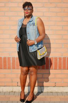 My Curves & Curls™ | A Canadian Plus Size Fashion blog: I SHOP IN ...