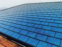 Solar Shingles - Living off the grid (FB) Photovoltaic Cells, Solar Roof Tiles, Solar Installation, Off The Grid, Solar Panels, Solar Power, Solar Energy, Renewable Energy, Solar Shingles