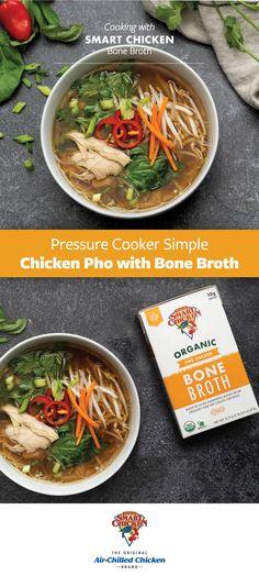 Ramen Recipes, Bean Recipes, Canning Recipes, Healthy Recipes, Instant Pot Pressure Cooker, Pressure Cooker Recipes, Best Potato Soup, Vietnamese Soup