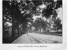 Hayden Rowe, 1909