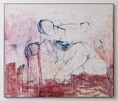 Tracey Emin Art, Figure Painting, Painting & Drawing, Arte Lowbrow, Oil Pastel Art, Alice, Figurative Art, Love Art, Foto E Video