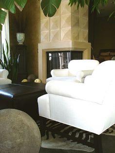 Artists Village Loft Design Designed By Orange County Interior Designer Chris Givan Of Christopher James Interiors