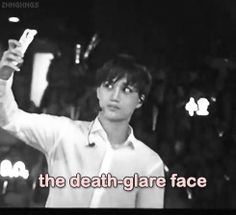 EXO Kai (Jongin) bw taking selcas from the death glare face to happy maniac face from Kai to Jongin