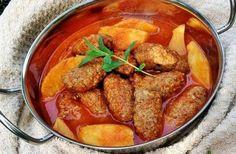Doyur… – Sulu yemek – Las recetas más prácticas y fáciles Turkish Recipes, Greek Recipes, Ethnic Recipes, Cookbook Recipes, Cooking Recipes, Cyprus Food, Eid Food, Recipe For Mom, Thai Red Curry