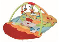 Купить Gulliver Развивающий коврик Клоун - детские товары Gulliver в интернет-магазине OZON.ru, цена gulliver развивающий коврик клоун