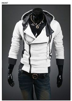 Assassin's Creed Style Hoodie
