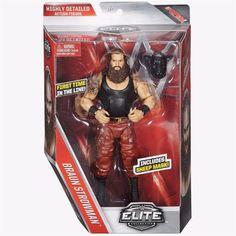 "Lote 3/"" Bonecos Mini WWE Brock Lesnar agente funerário Roman Reigns"